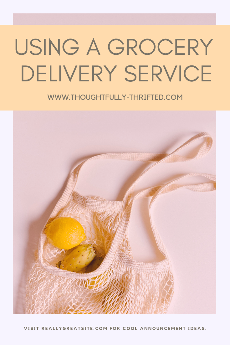 My First Experience Using the Grocery Delivery Service Shipt from