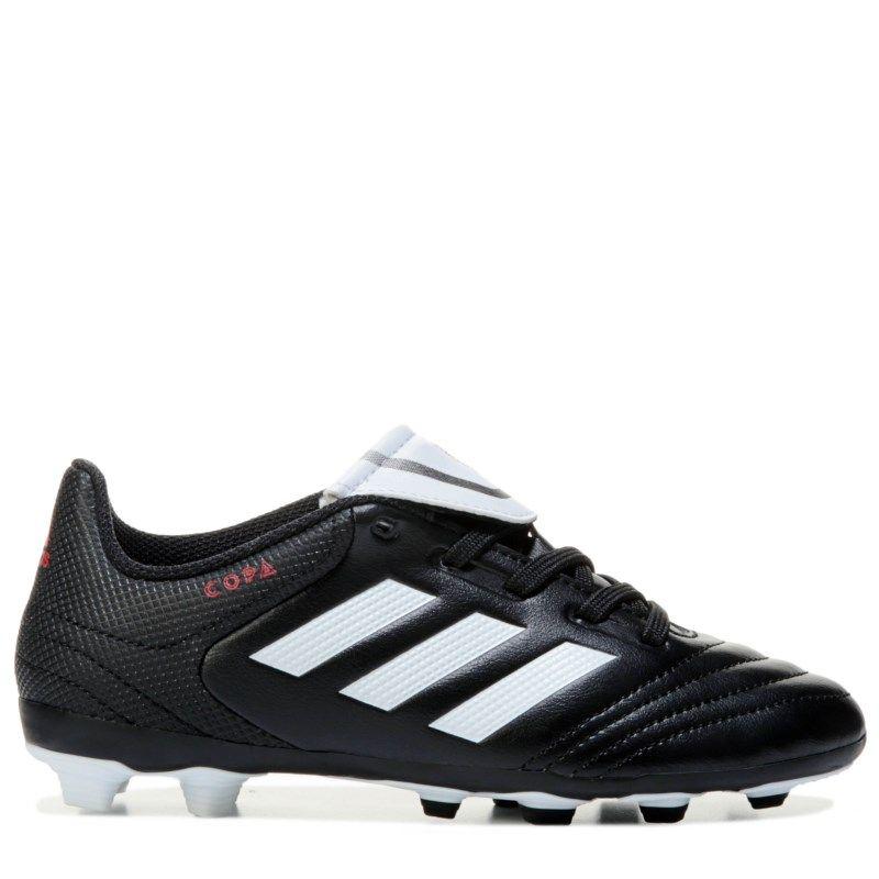 reputable site b1b01 7018c Adidas Kids Copa Soccer Cleat PreGrade School Shoes (BlackWhite)