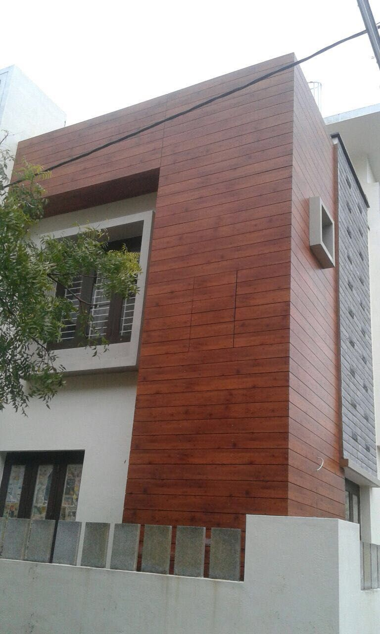 Hpl Cladding Exterior Wall Cladding Wall Cladding Designs Cladding Design
