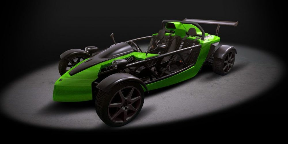 Welcome To DJC Kit Cars One Of The UKs Leading Independent Hand - Sports cars manufacturers