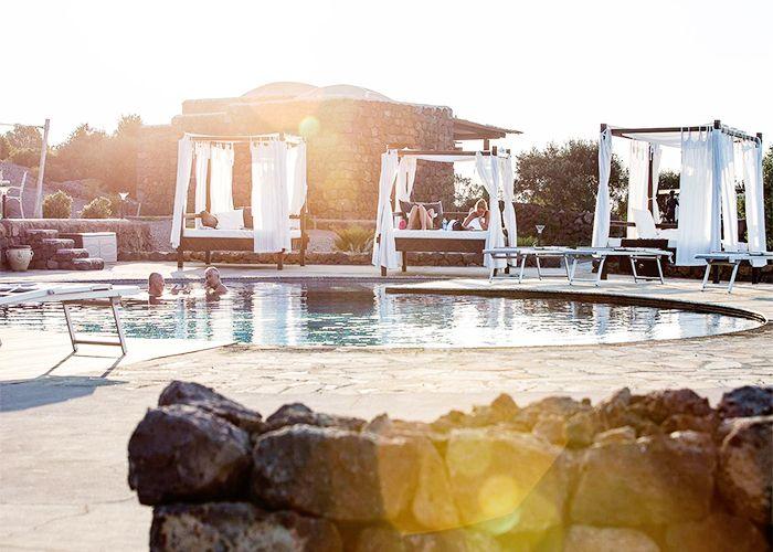 Dormire in un dammuso a Pantelleria: i più belli dove ...