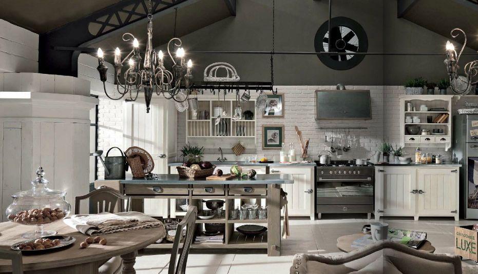 cucina-shabby-chic-matallo | shabby maary | Pinterest | Shabby and ...