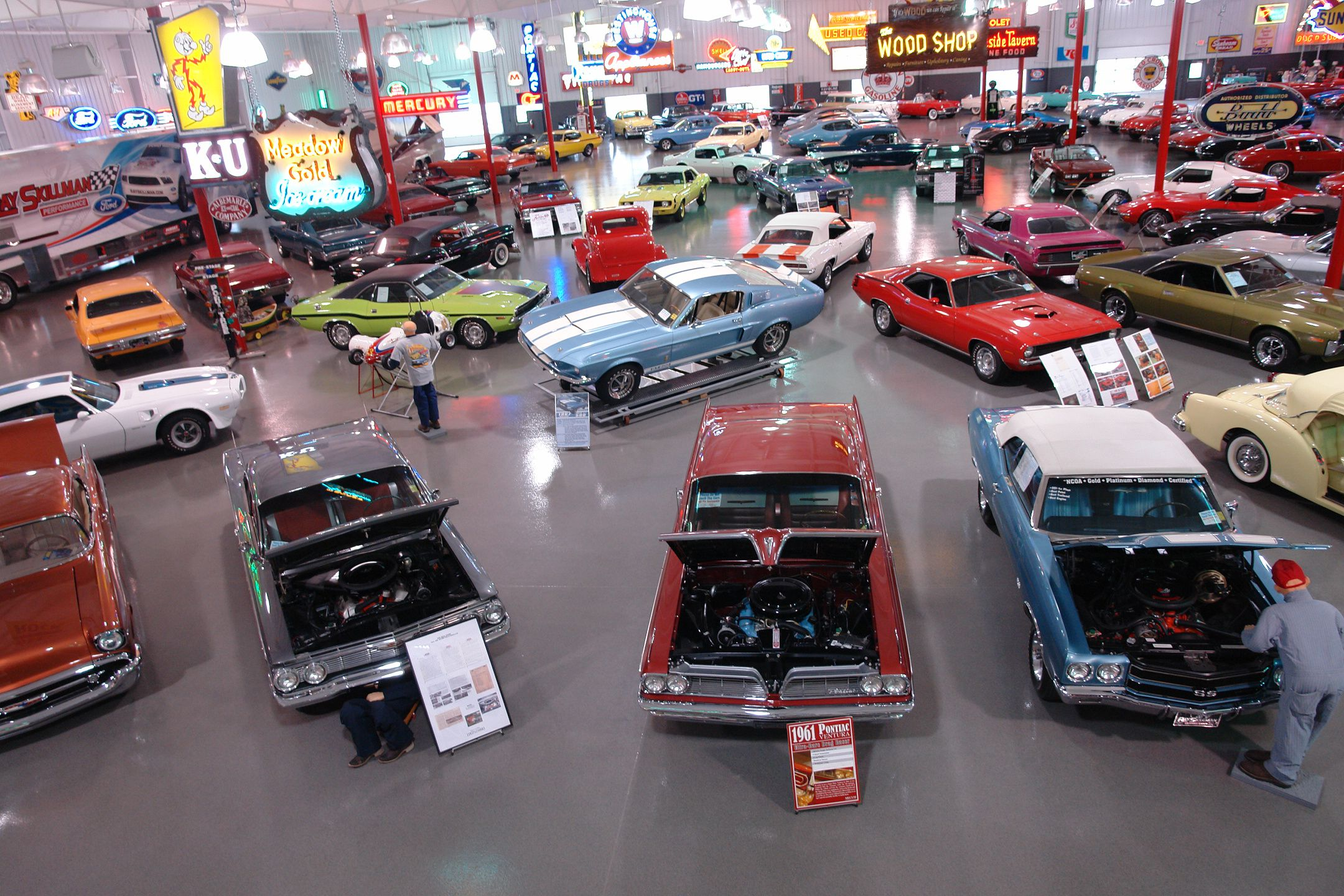 Ray Skillman Collector Car Sales in Indiana | Car Collections ...