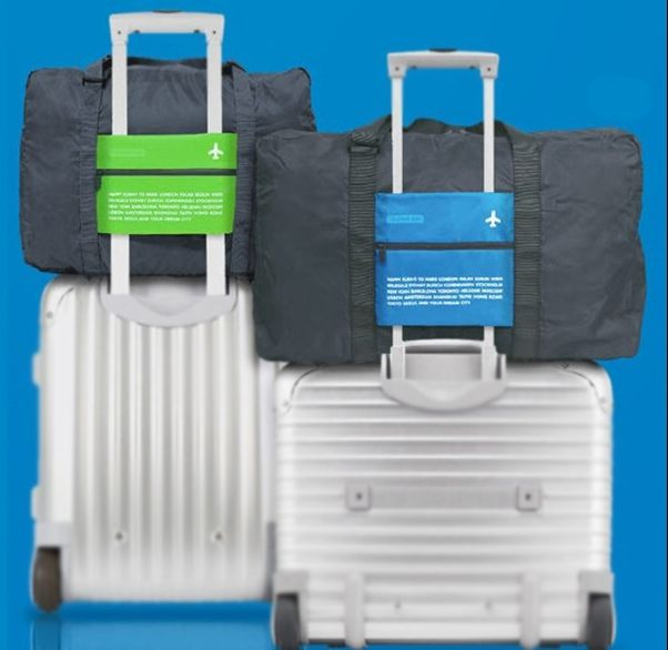 34e975dc18 Large size storage bag travel luggage bag large capacity folding bag  traveling pouch handbag hot selling