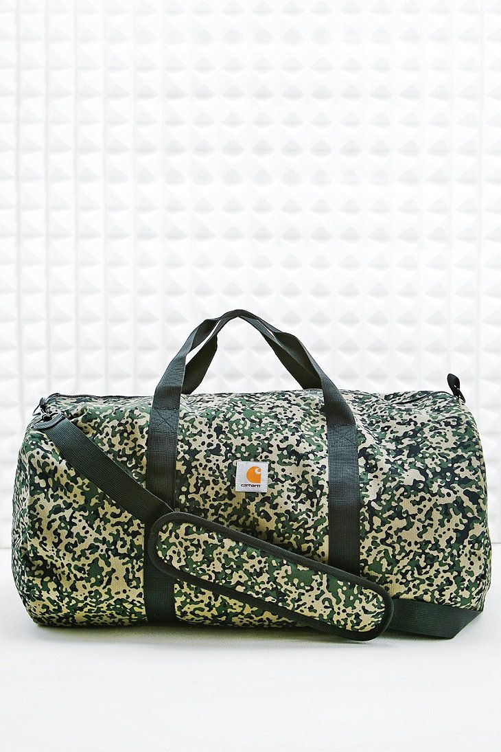 e04fbe0434 Carhartt Duffle Bag in Camo