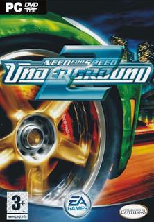 Need For Speed Underground 2 Pc Iso Full Espanol Voces Y Textos
