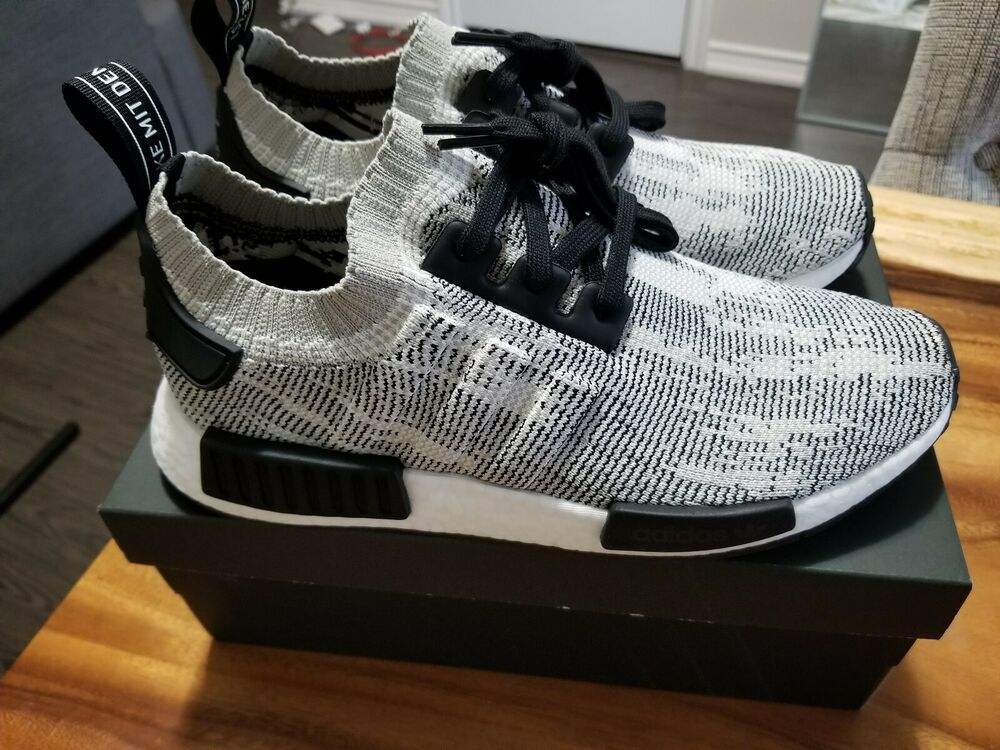 2284330db2bab Adidas NMD R1 PK PRIMEKNIT SESAME   OFF WHITE AQ0899 DS SZ 9 US MEN BRAND  NEW  fashion  clothing  shoes  accessories  mensshoes  athleticshoes (ebay  link)