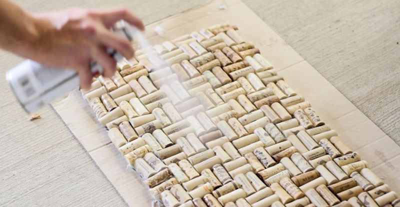 Use Your Old Corks For These 25 Clever Ideas Cork Bath Mats