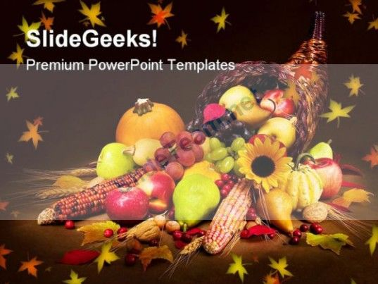 Download Free Thanksgiving PowerPoint Templates