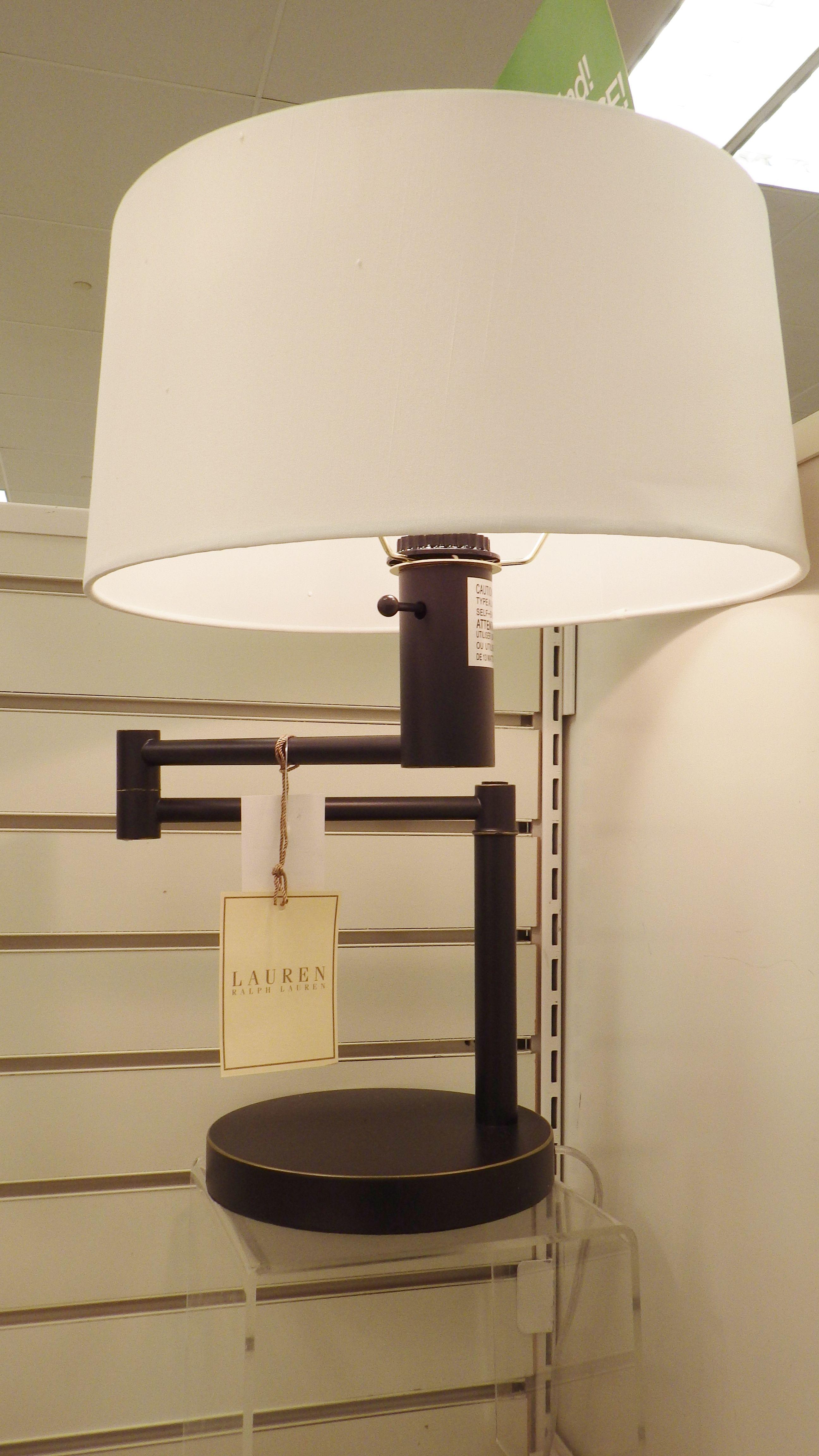 Homegoods Ralph Lauren lamp 60 Lighting Pinterest