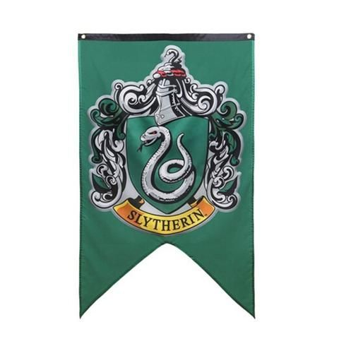 Action & Toy Figures Harri Potter Banners Gryffindor Slytherin Hufflerpuff Ravenclaw College Flag Party Supplies Home Decoration Boys Girls Kids Gift