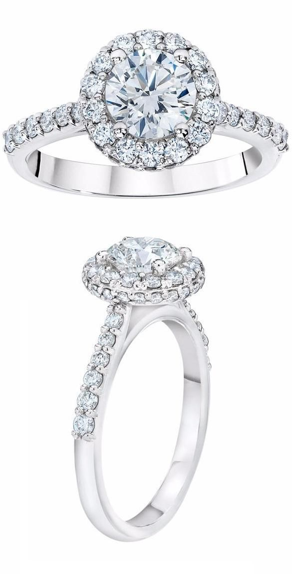 Costco Wholesale H Color Diamond Ring Collections Jewelry