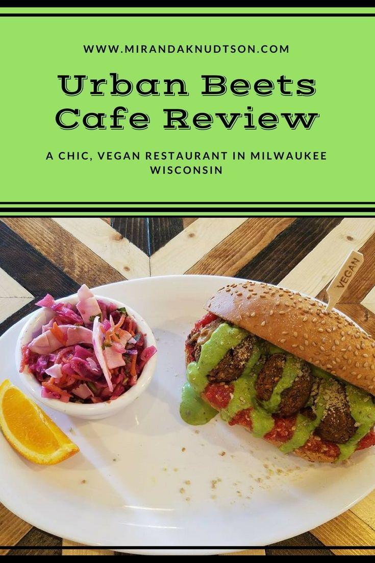 Eat Colorfully Vegan At Urban Beets Cafe Juicery In