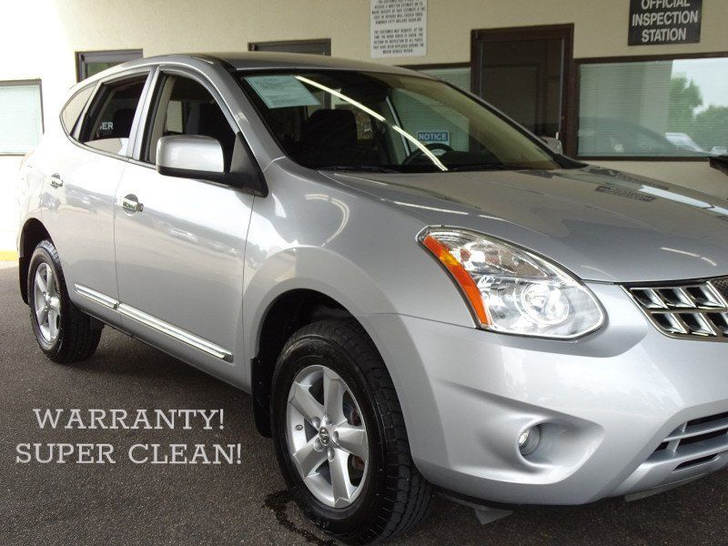 Used 2013 Nissan Rogue S Sport Utility for sale near you