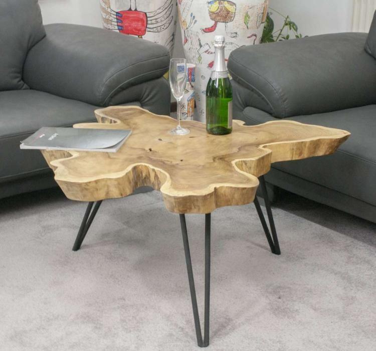 36 Gorgeous Unique Wooden Dining Tables Design Ideas Wooden dining - couchtisch aus massivholz 25 designs