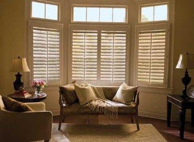Afbeeldingsresultaat voor raamdecoratie voor een erker woonkamer