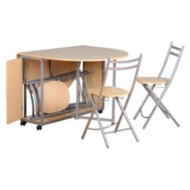 Buy Seconique Newhaven Butterfly Extending Dining Set from Furniture123 - the UK's leading online furniture and bed store