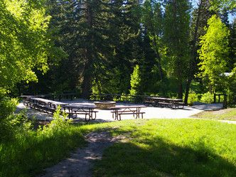 5 Local Camping Spots To Enjoy This Summer Camping Spots Picnic Area Camping Area
