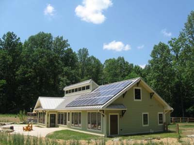Sun Plans Inspired Pive Solar House