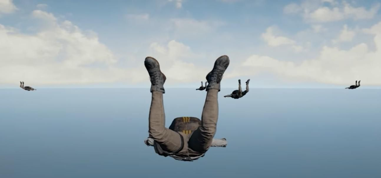 Playerunknown S Battlegrounds Maps Loot Maps Pictures: PUBG - All About Parachuting