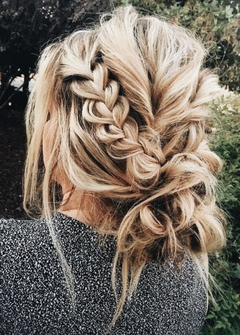 Pin by jen richtarcsik on hair pinterest messy buns blondes and