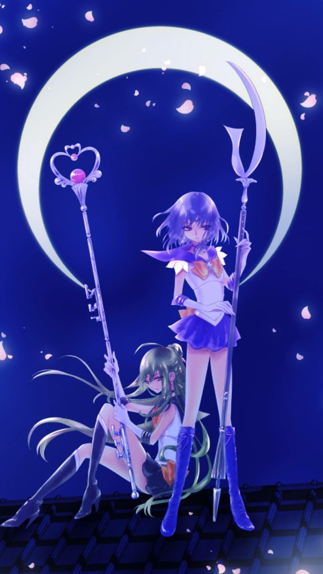 Sailor Moon Crystal 20th anniversary plush Pluto Saturn Neptune Uranus Chibi