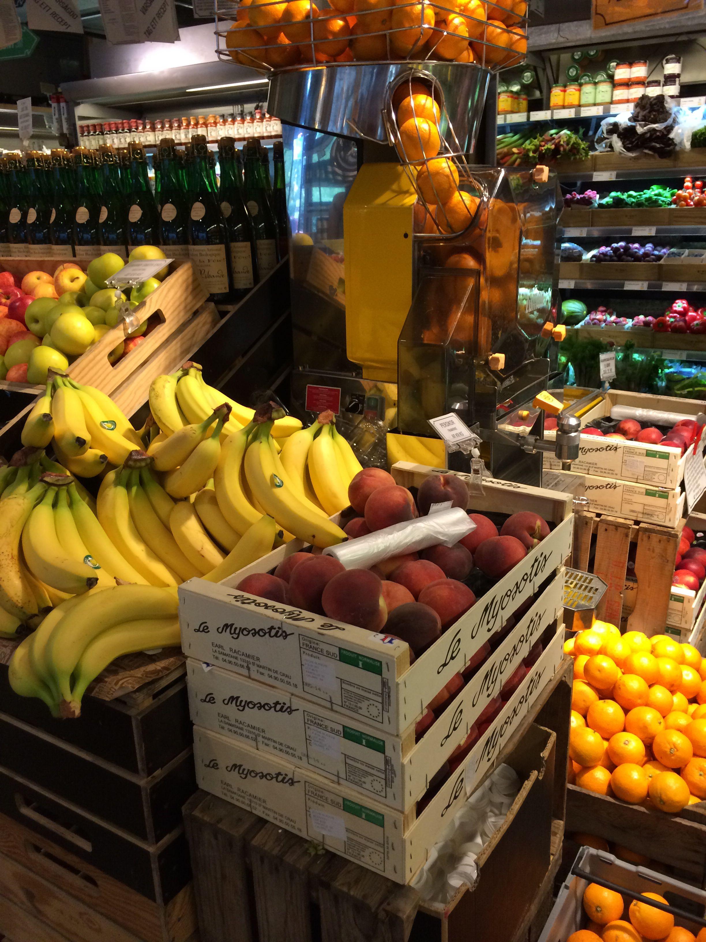 The market in SoFo / Stockholm Stockholm food