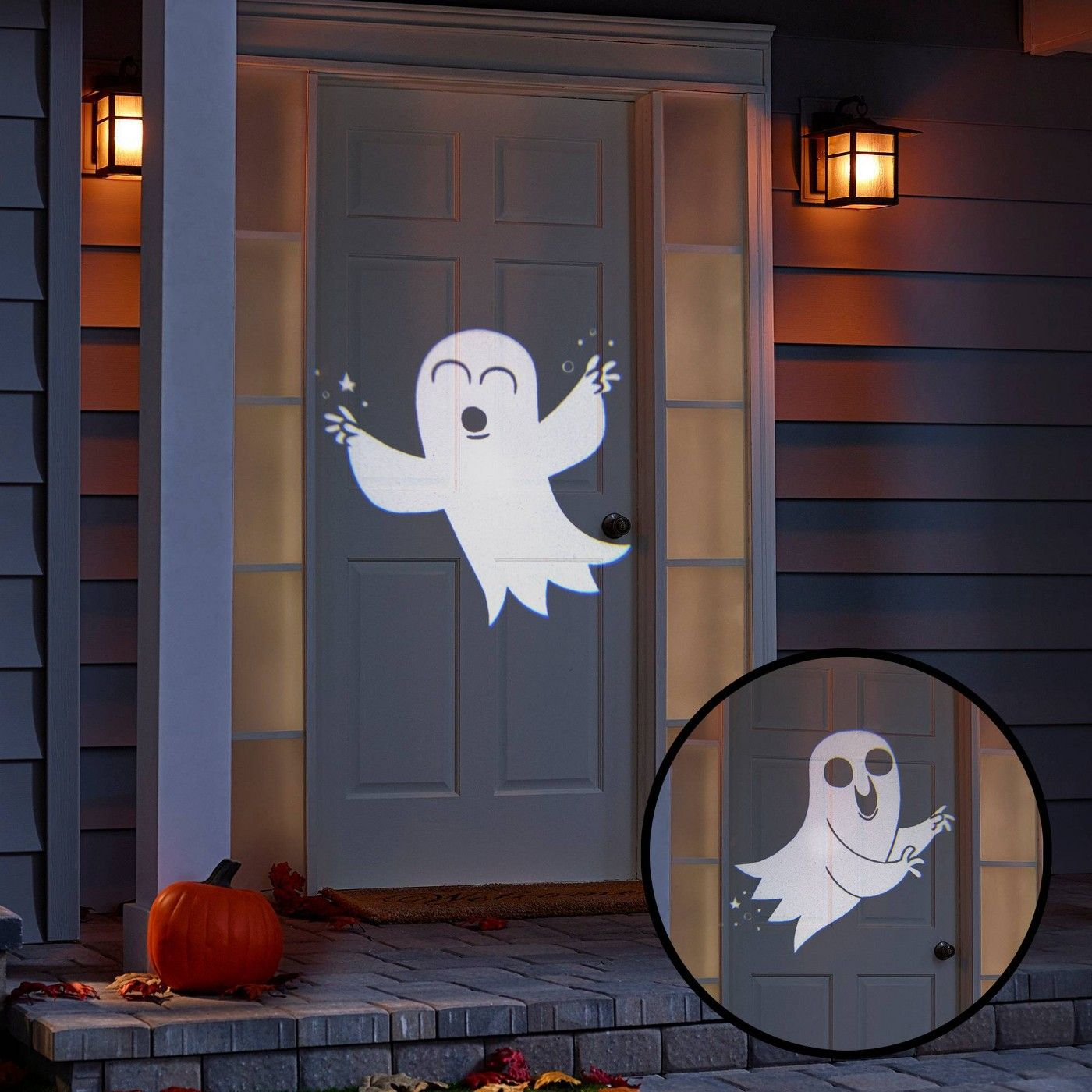 Philips Animated White Dancing Ghosts LED Halloween