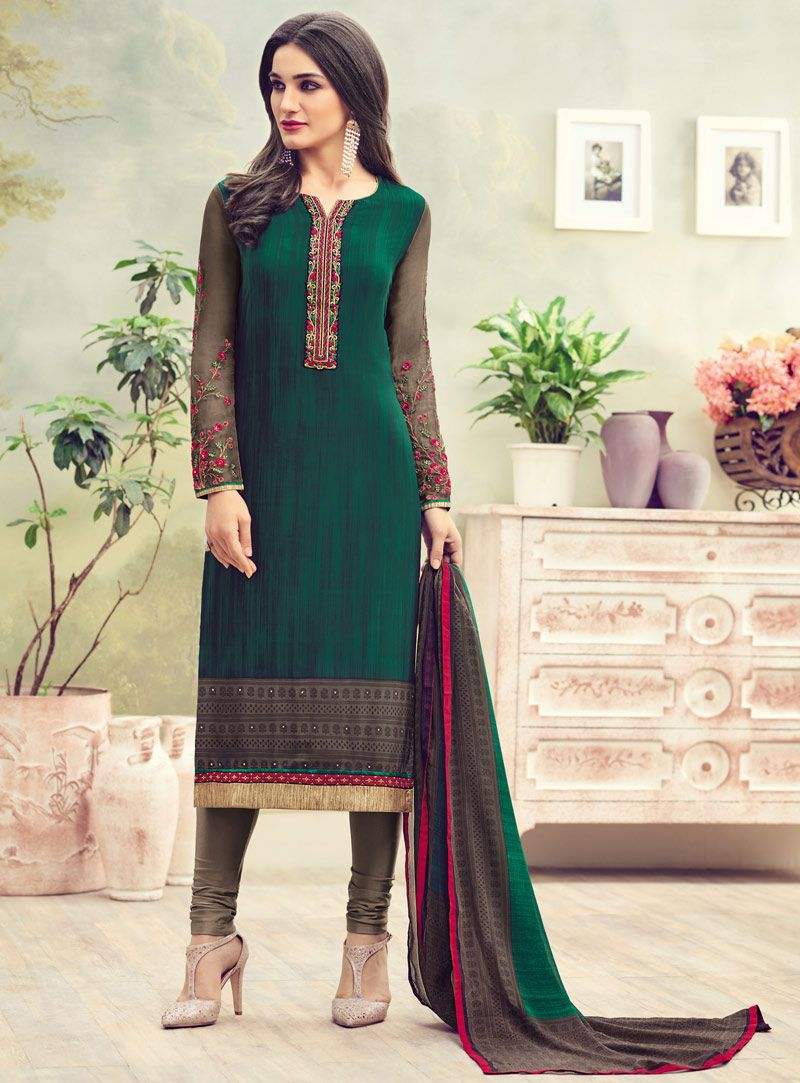 8efbe524e7 Check out the online collection of Salwar Kameez in the Catalog 4618 at Indian  Cloth Store. Get Catalog 4618 of Salwar Kameez in various designs, ...