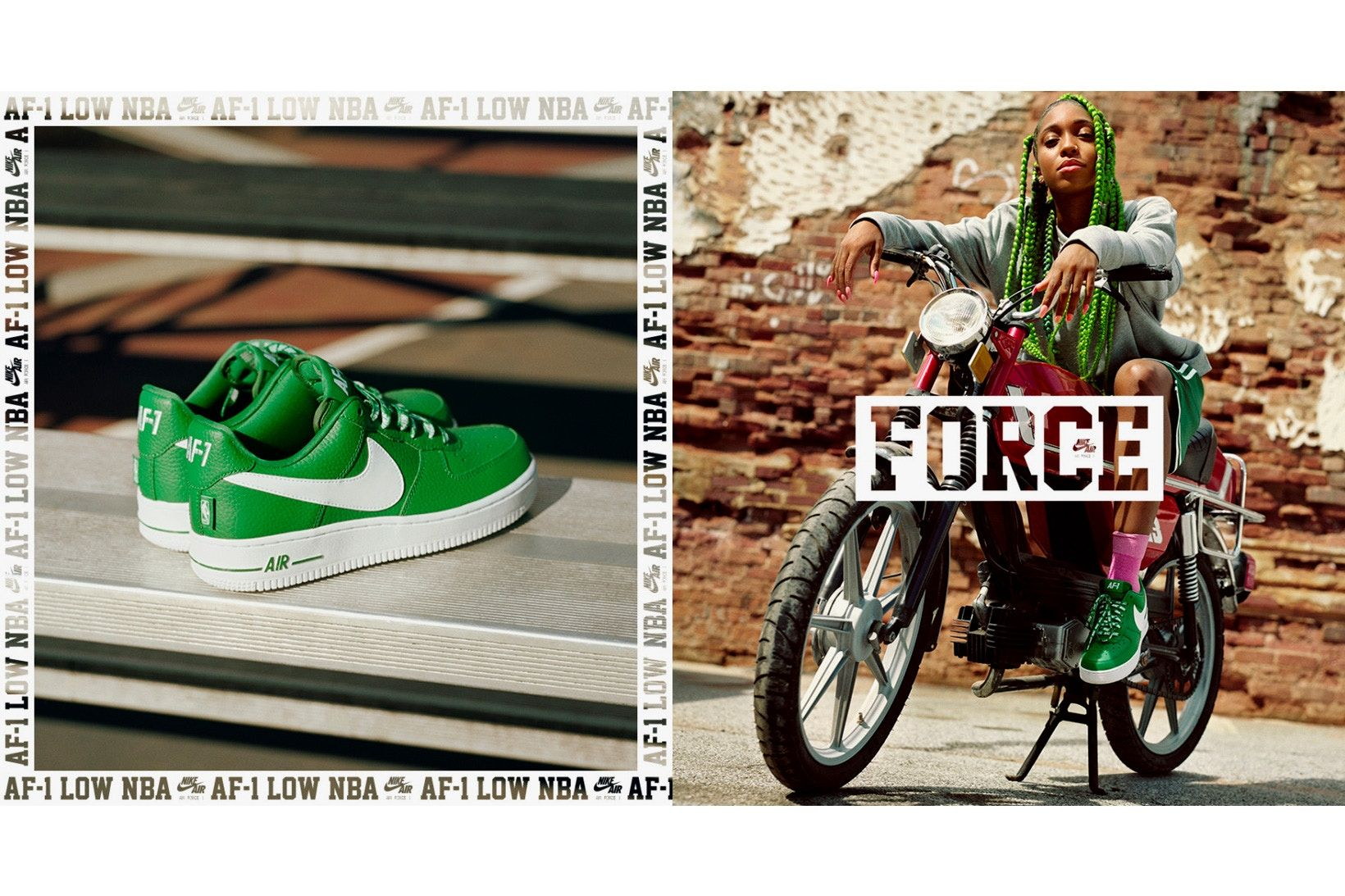 Nike Unveils the Official Air Force 1