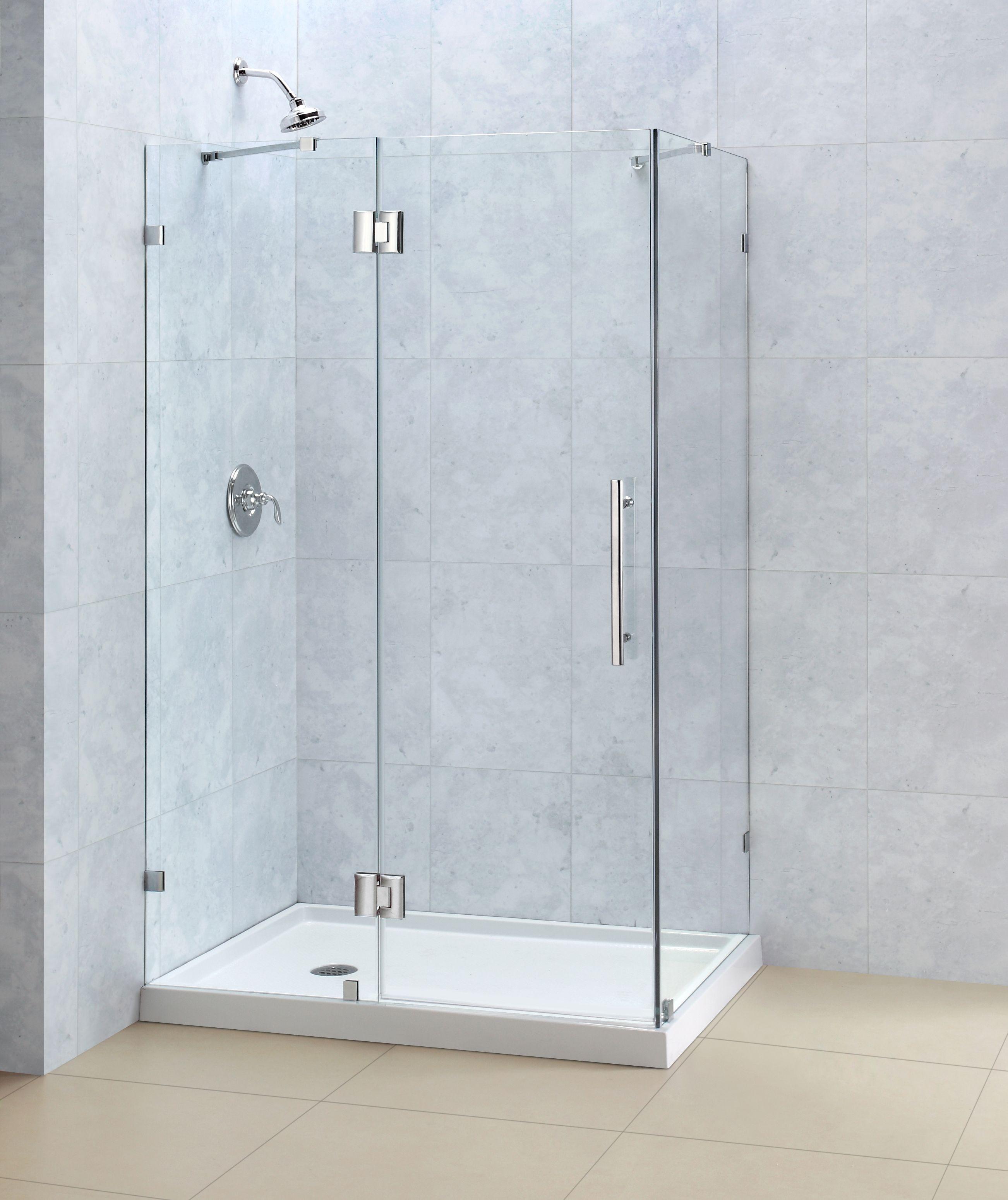 Lowes Bathroom Glass Shower Doors In 2020 Corner Shower Enclosures Glass Bathroom Glass Shower Doors