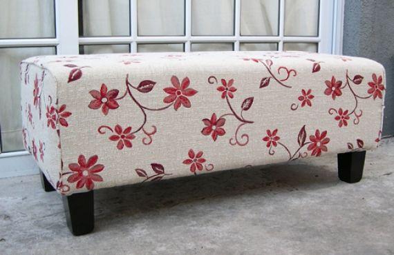 Banqueta tapizada - Varios - Muebles - 24390 | Sillas y bancos ...