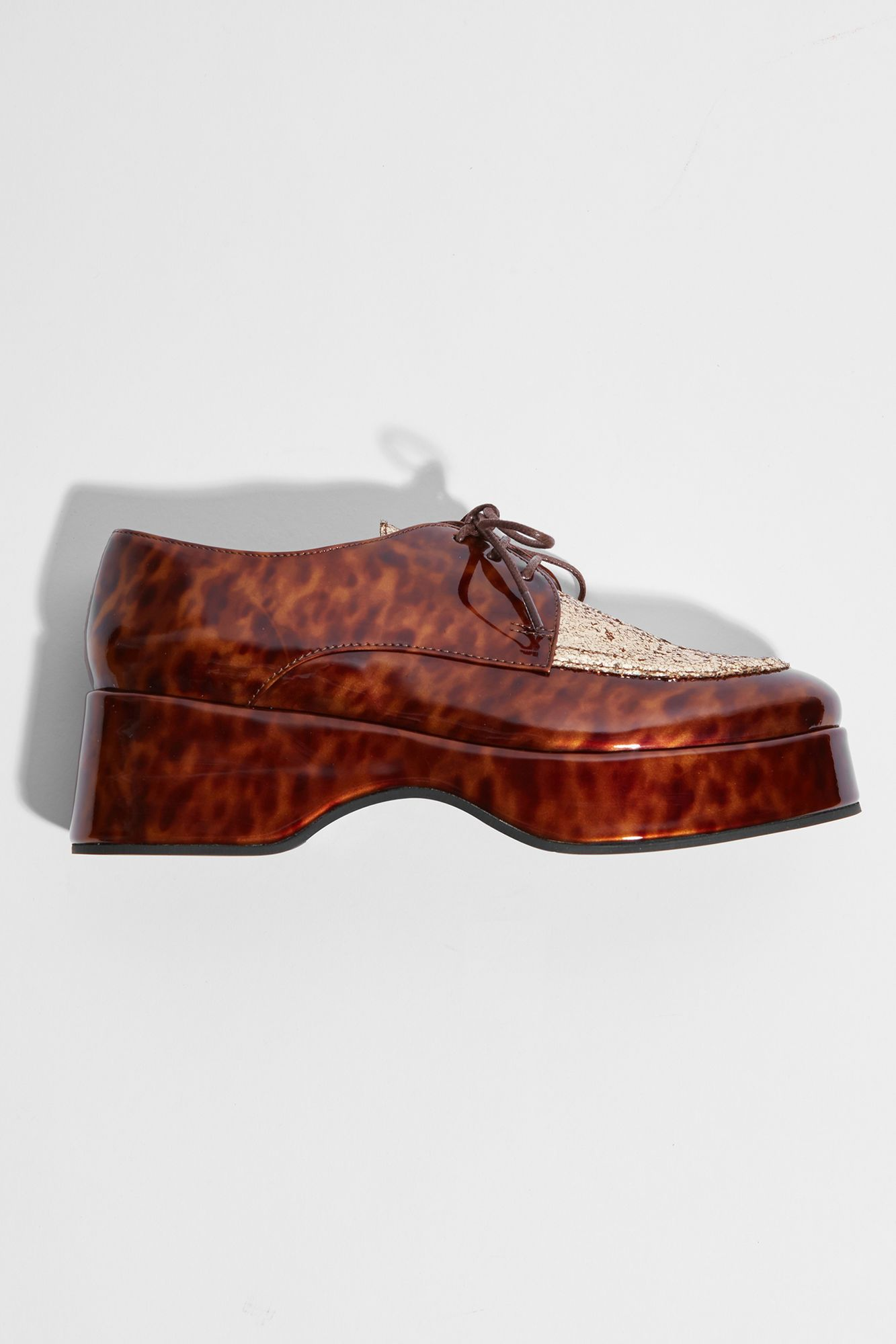 9154f1f1a3be 1492006442 Amelie Pichard, Derby Shoes, Tortoise, Oxford Shoes, Tortoise  Shell, Patent