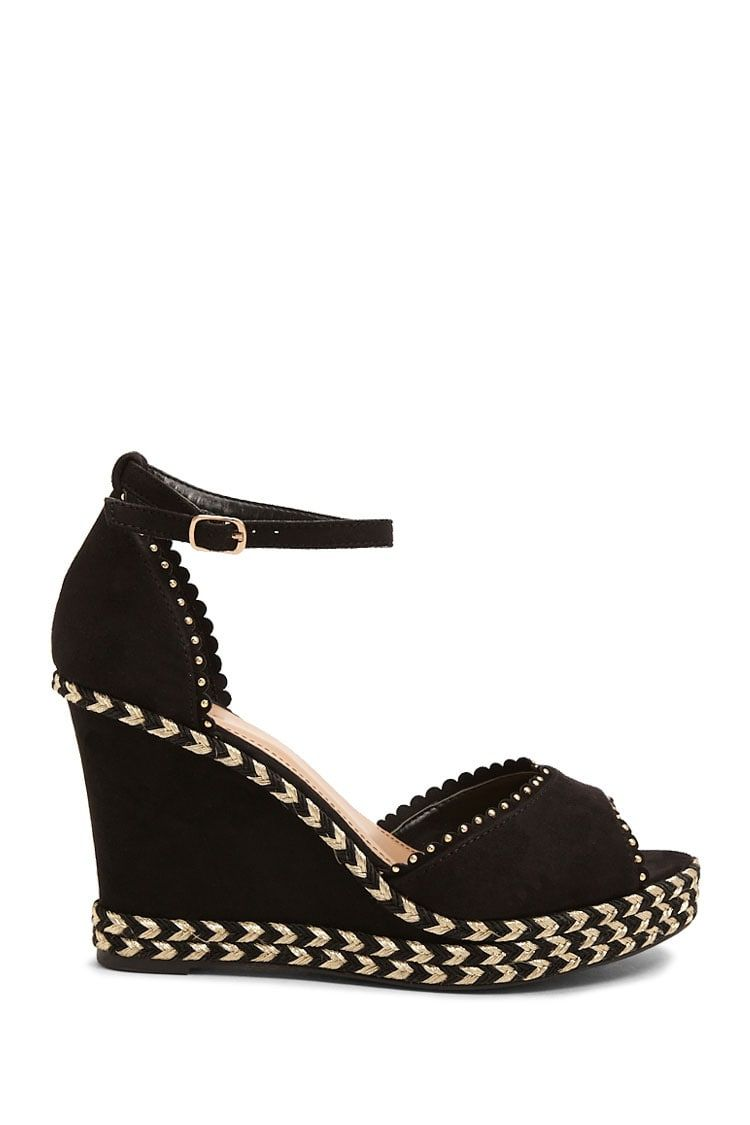 e07b975ba8b SEE BY CHLOÉ Glyn Ankle Strap Espadrille Wedge Sandals. #seebychloé ...