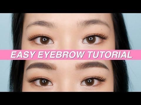 Eyebrow Tutorial For Beginner Cara Gambar Alis Untuk Pemula 3 Eyebrow Looks Eyebrow Tutorial Eyebrow Tutorial For Beginners Eyebrows