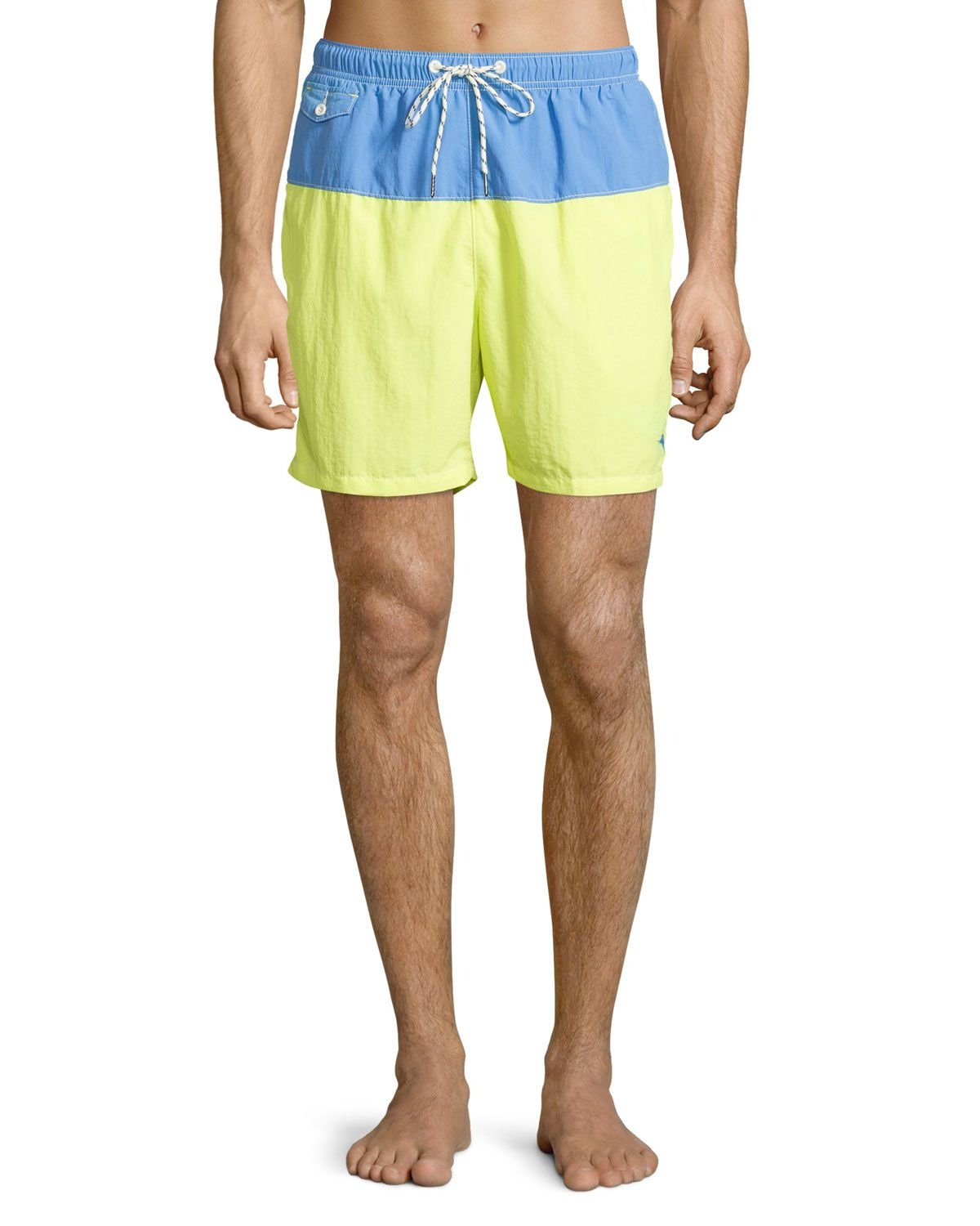c1f4d4e282 Moncler Geo-Print Swim Trunks | *Neiman Marcus* | Swim trunks, Mens  designer swimwear, Swim shorts