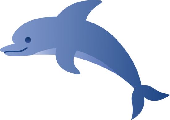 little blue dolphin lots of free clip art on this site crafts rh pinterest com  free dolphin clipart illustrations