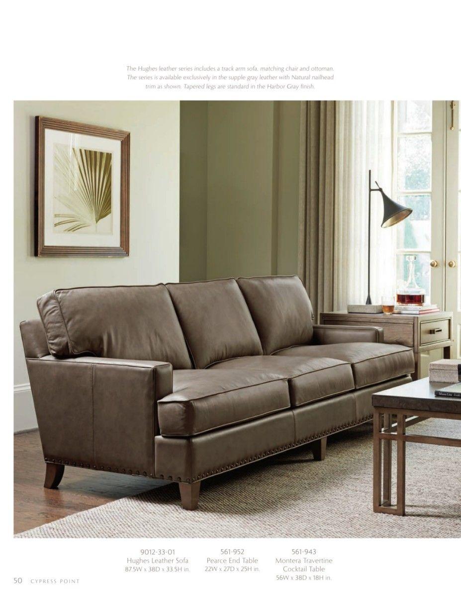 Home Brands Furniture, Hudson furniture, Leather sofa