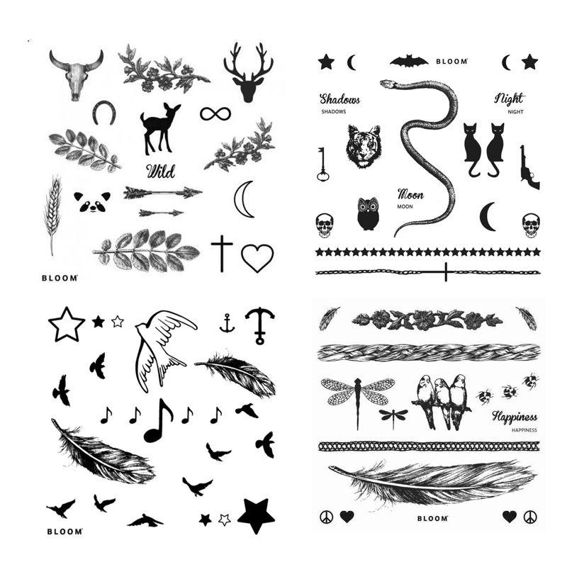 Tatouage mini infini coeur lilo tatouage pinterest - Petit coeur tatouage ...