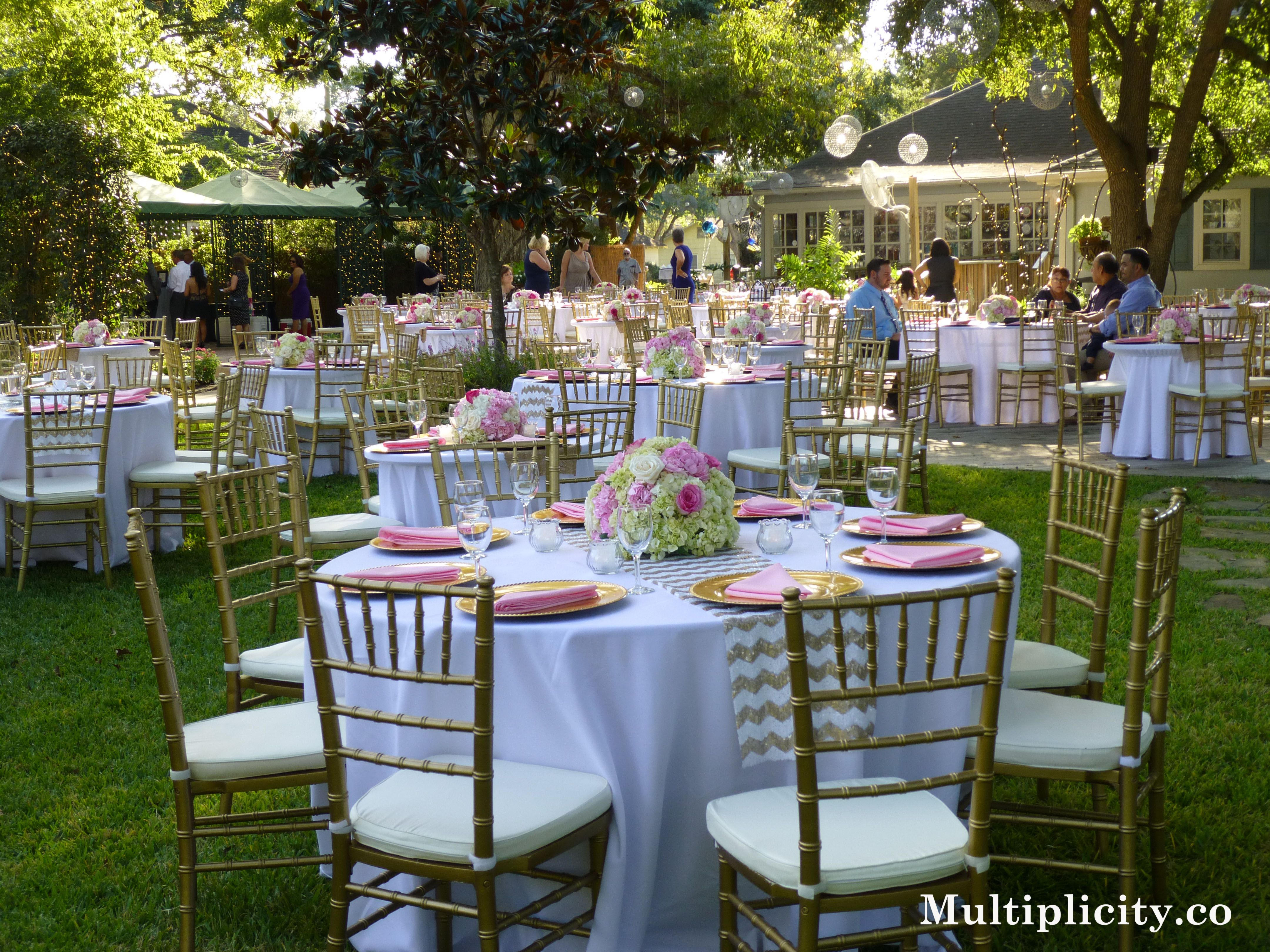 Multiplicity Outdoor Garden Venue Wedding Garden Venue
