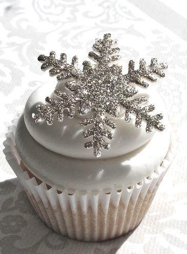 winter.quenalbertini: Snowflake Cupcake | HubPages