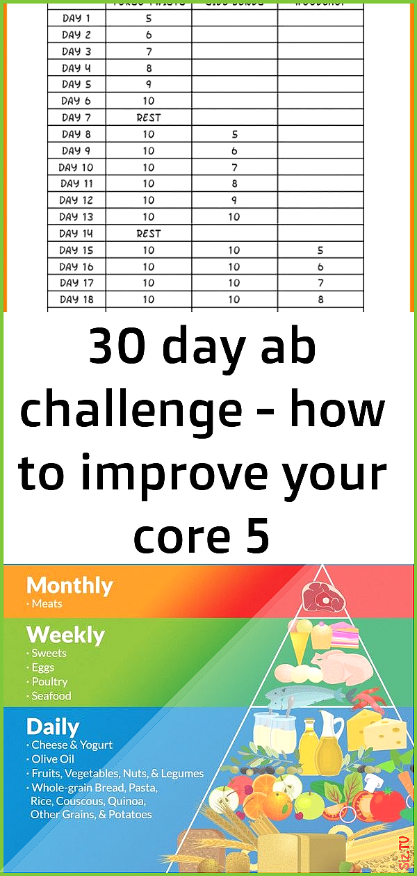 30 day ab challenge  how to improve your core 5 30 day ab challenge  how to improve your core 5 Jaso...