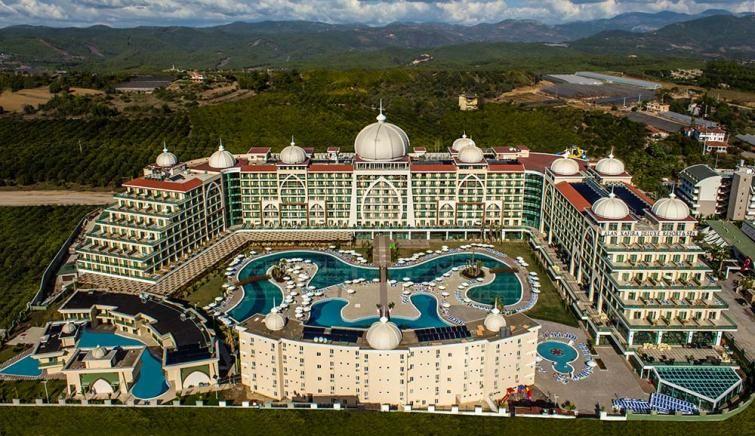 Xafira Deluxe Resort Spa Antalya Alanya Tatilarenasi Com Oteller Tatiller Seyahat