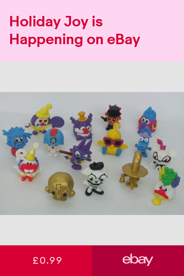 Other Toys & Games Toys & Games ebay Moshi monsters