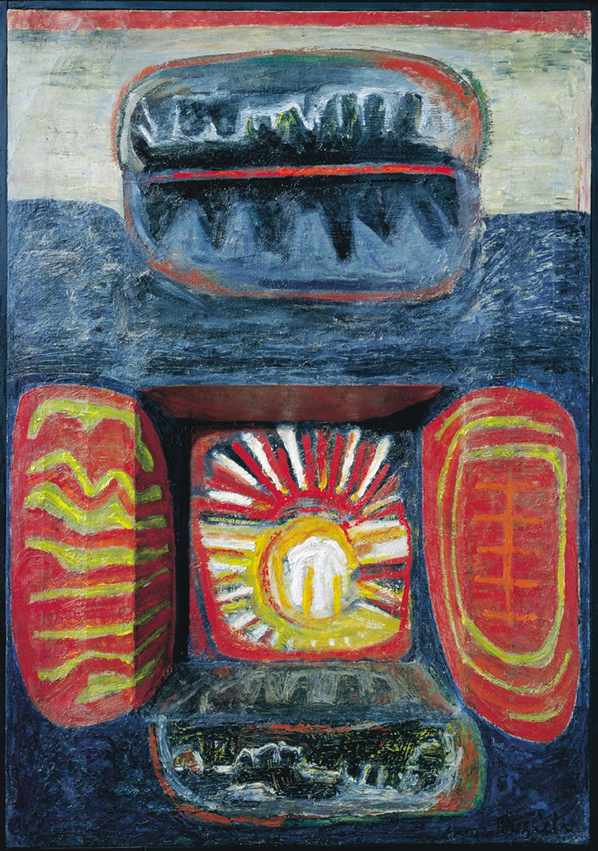 Retablo del Sol (1964)
