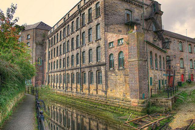 Warehouse End