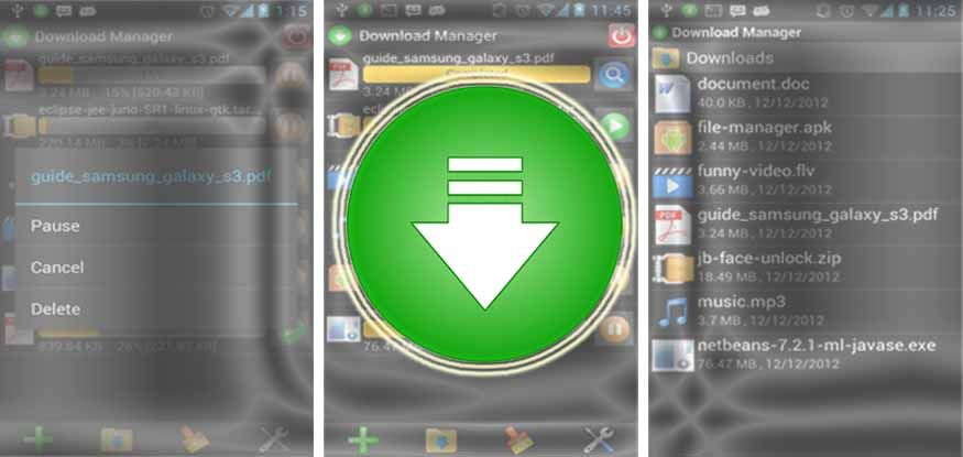 Download Manager APK 1 1 3 Downloader Android App | Android Apps