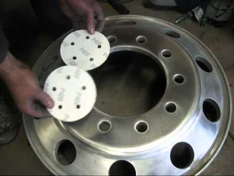 How To Polish Aluminum Rims How To Clean Aluminum Polishing Aluminum Rims For Cars