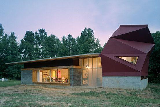 Avant garde in alabama auburn university rural studio - Auburn university interior design program ...