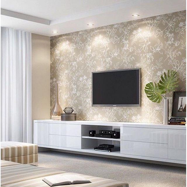 papel de parede para sala - Pesquisa Google | TV UNIT | Pinterest ...